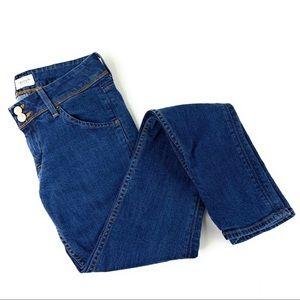 Hudson Collin Flap Skinny Stretch Denim Jeans